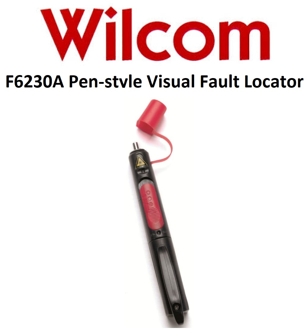 F6230A Pen-style Visual Fault Locator